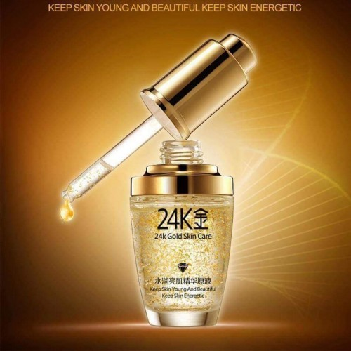 Bioaqua 24 k gold Serum