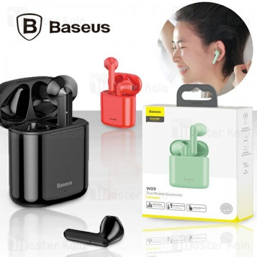 Baseus W09 TWS Wireless Bluetooth Earphone