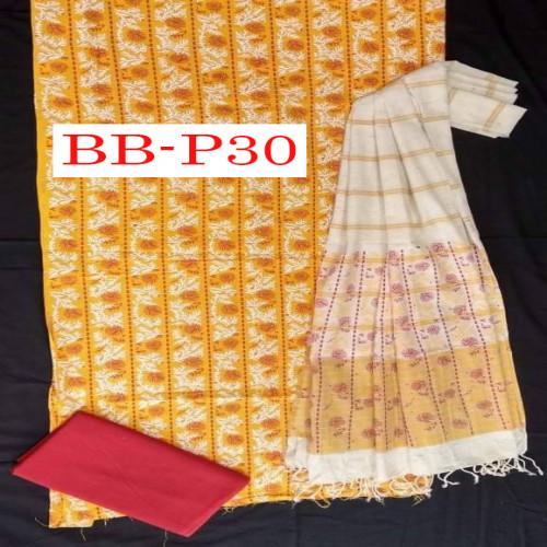 Screen Print Three Pes BB-P30