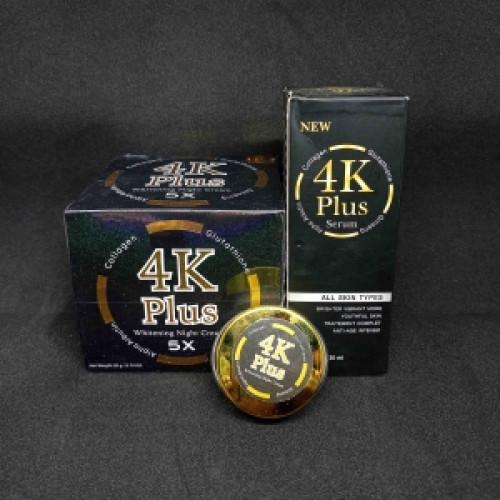 4k plus Combo pack