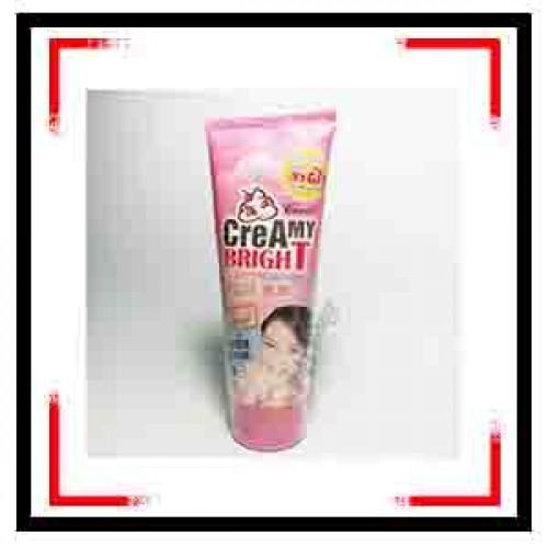 Creamy Bright Facial Foam 180g