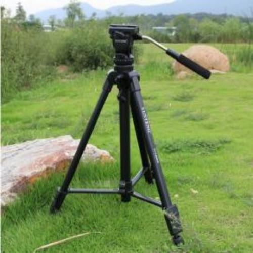 Professional YUNTENG VCT-880RM aluminum photography photo studio video camera tripod stand