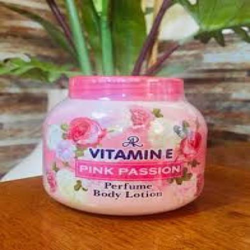 Vitamin E Pink Passion
