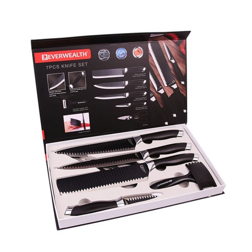 Everwealth knife set