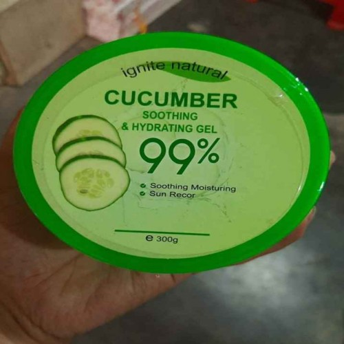 Cucumber Soothing & Htdrating Gel 99Percent