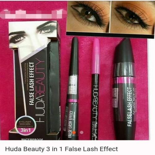 Huda Beauty False Lash Effect 3 in 1