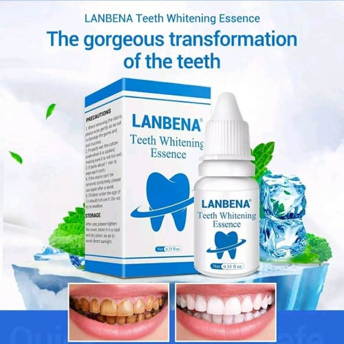 Original Lanbena teeth whitening essence: Buy at the Best price in Bangladesh