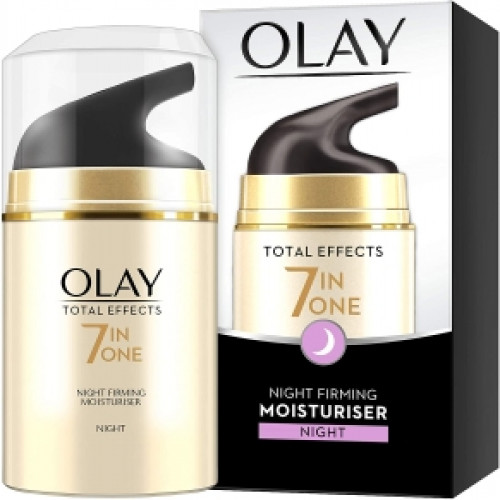 Olay Total Effects 7 in 1 Anti Ageing Night Firming Moisturiser