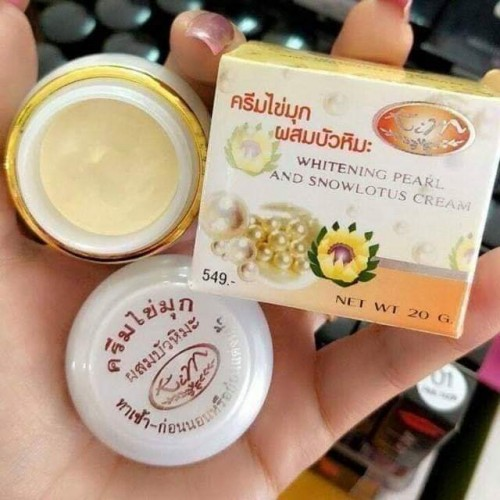 Kim Whienthing Snowlotus Cream