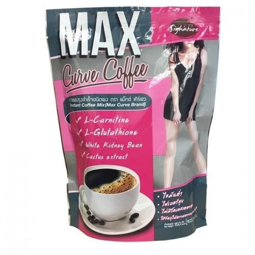MAX Curve Coffee - 150gm