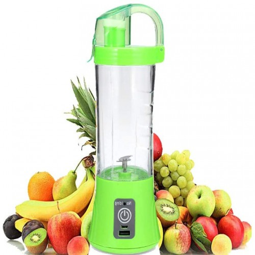 Portable & Rechargable Battery Juice Blender