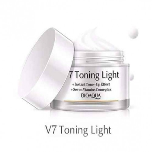V7 Toning Light Night Cream