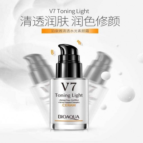 V7 Toning Light Day Cream