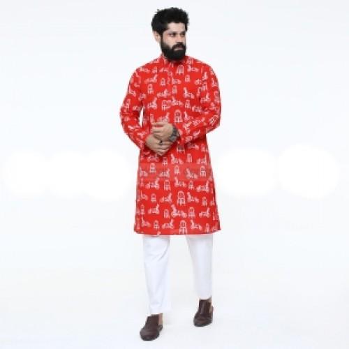 Exclusive Cotton Panjabi for man-13
