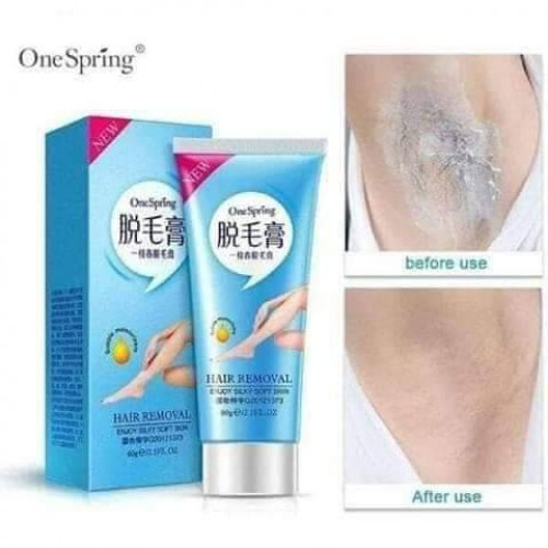 One Spring Hair Remover