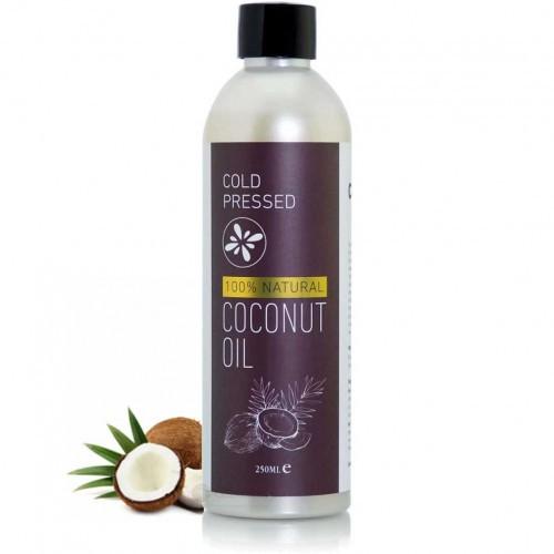 Skin Cafe Coconut Oil 100 Parcent  Natural Organic Extra Virgin 250ml