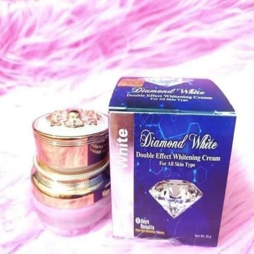 Daimond white double effect whitening cream
