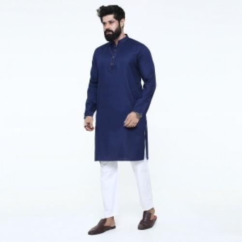 Exclusive Cotton Panjabi for man-15