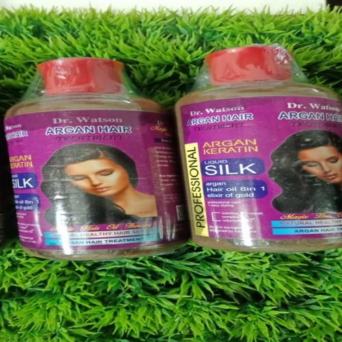 Dr Watson argan treatment hair oil