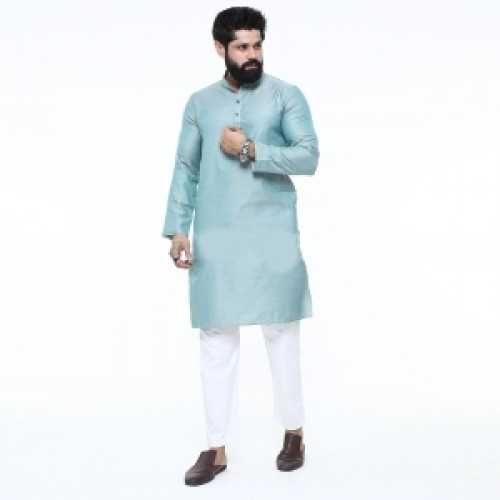 Exclusive Cotton Panjabi for man-18