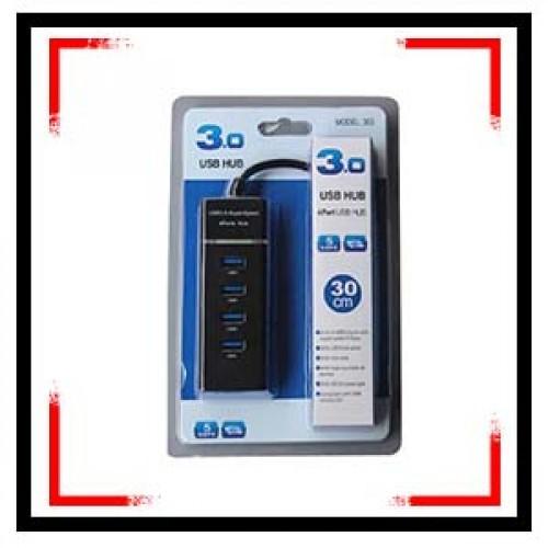 USB 3.0 Hub With 4 Ports