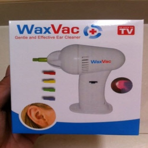 Waxvax Ear Cleaner