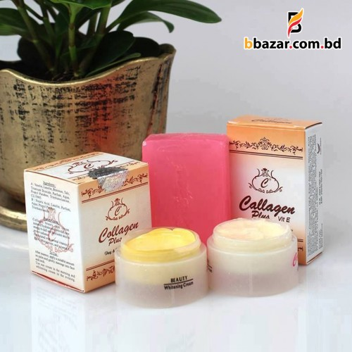 Collagen Day Night Cream & Soap