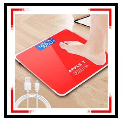 Household Electrical Scale Apple 7 Plus usb
