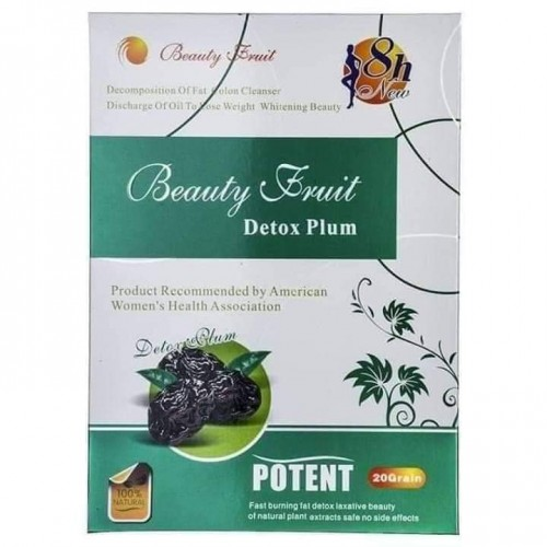 Beauty Fruit Detox Plum