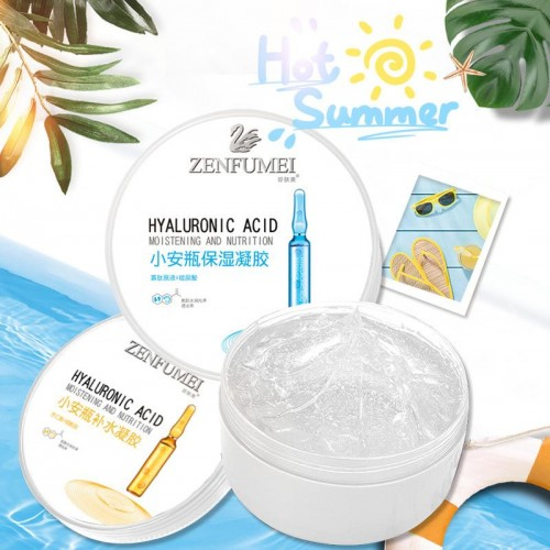 zenfumei hyaluronic acid soothing gel