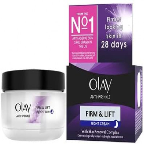 Olay Anti-Wrinkle Firm & Lift Night Cream