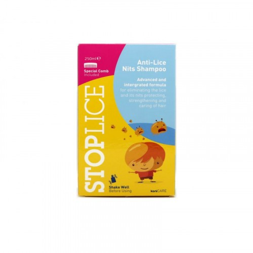 Stoplice Anti Lice Nits Shampoo 200ml