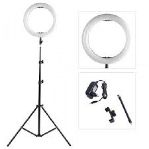 14 Inch Ring light with Tripod stand 7ft