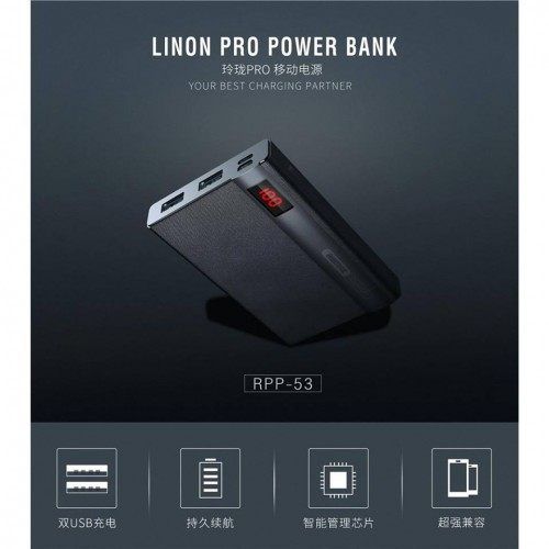 Remax 10,000 mAh Power Bank