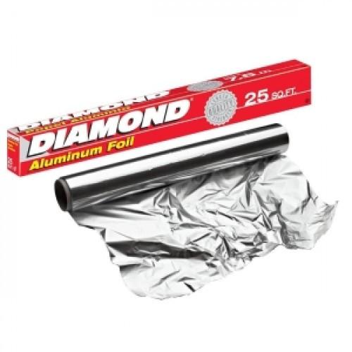 Diamond Aluminium Foil 37.5 SQ.FT.