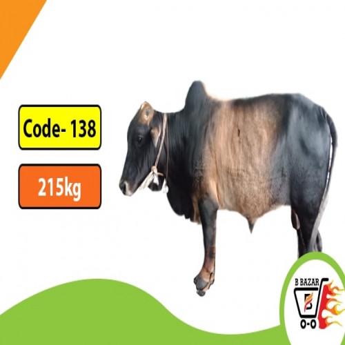 Organic Black cow 200kg -395tk
