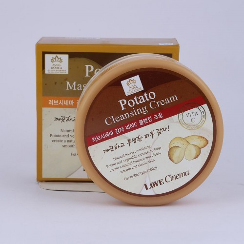 Potato massage cream by korean