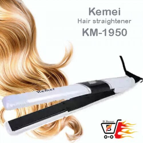 Kemei hair straightener km-1950