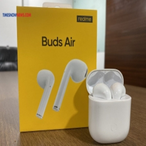 Realme Buds Air Wireless Earbuds Multitouch Funtion