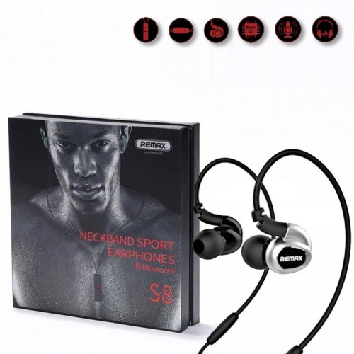 REMAX S8 Sports Bluetooth Earphone