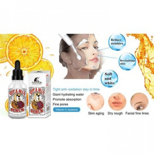roushun brand quality vitamin c serum