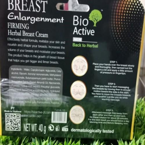Bio Active Big  Breast Cream