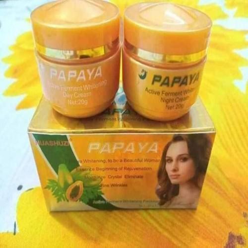 PAPAYA WHITENING CREAM