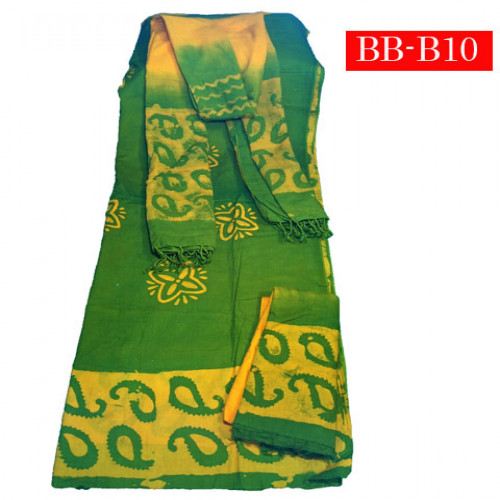 Batik High Quality Three piece BB-B10