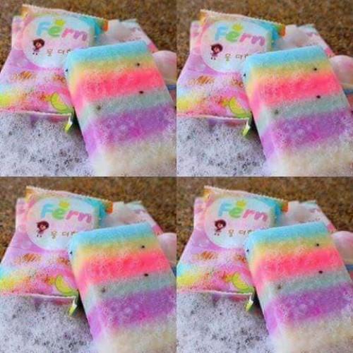 Fern Whitening Soap