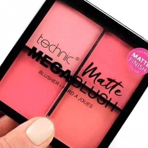 Technic Mega Matte Blush Palette