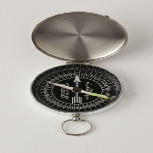 Compass Showing Direction Of Al-Kaaba
