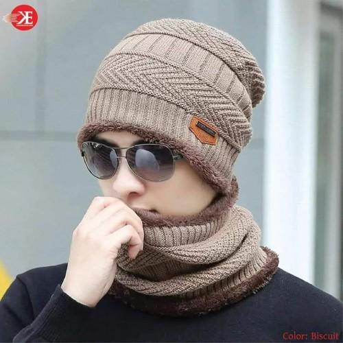 Winter warm cap