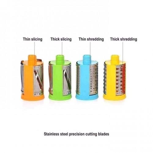 4 In 1 Rotary grater & slicer