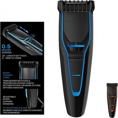 GEEPAS Stubble Beard Trimmer For Men - GTR-56011